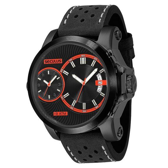 Relógio Seculus Masculino - 13004GPSVSC4
