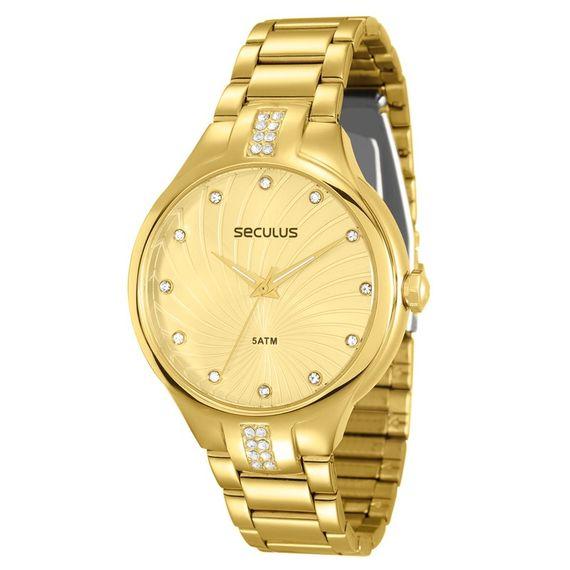 Relógio Seculus Feminino - 28619LPSVDS1