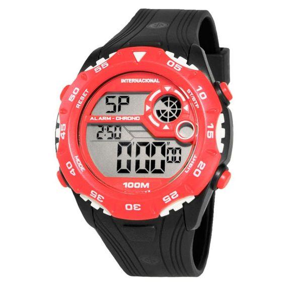 Relógio Technos Masculino Internacional - INT1360-8R