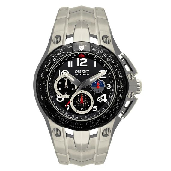 Relógio Orient Masculino FlyTech - MBTTC002 P2GX