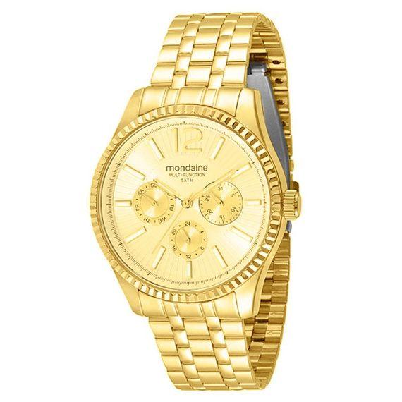 Relógio Mondaine Feminino Multifunction - 60449LPMGDS1