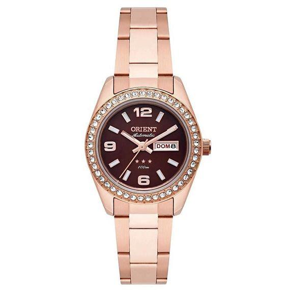 Relógio Orient Feminino Automático Rose - 559RG008 N2RX