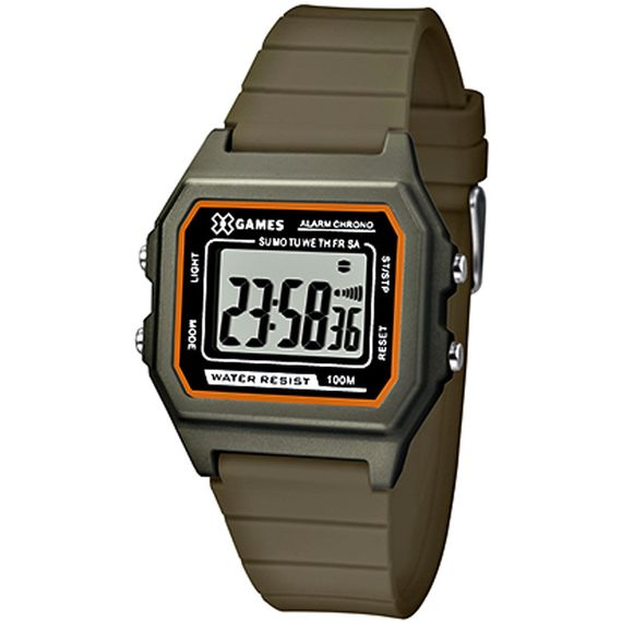 Relógio X-Games Masculino X-Tyle Marrom - XGPPD107