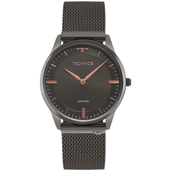 Relógio Technos Classic Slim Masculino - 9T22AO/4P