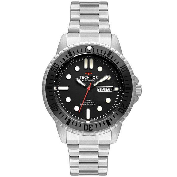 Relógio Technos Masculino Classic Automático - 8205OJ/1P