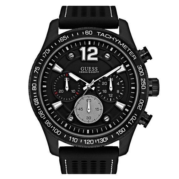 Relógio Guess Masculino Preto Cronógrafo - 92644GPGSPU2