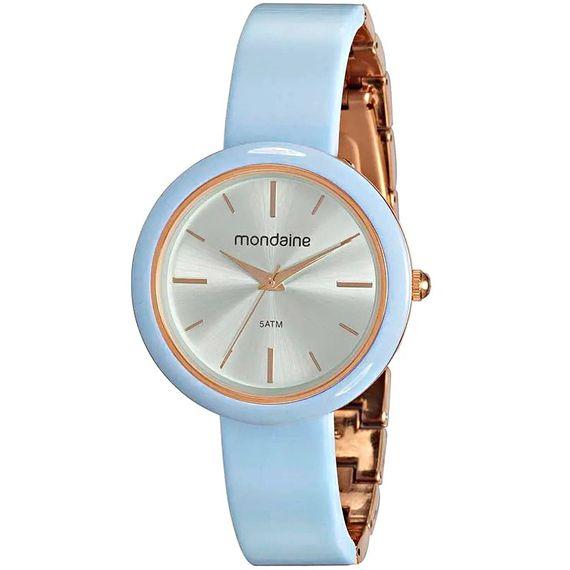 Relógio Mondaine Feminino Bracelete Azul - 53974LPMVRF2