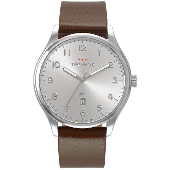 Relógio Technos Classic Steel Masculino - 2115MVA/0K