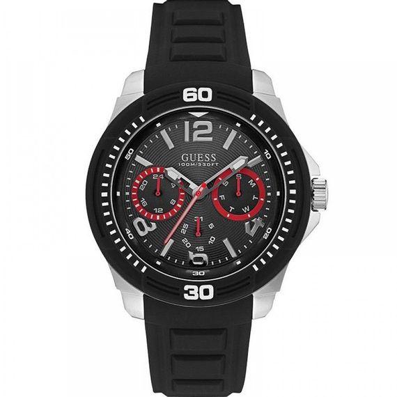 Relógio Guess Masculino Preto - 92642G0GSNU1