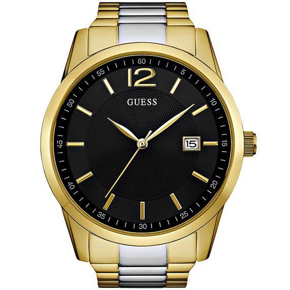 Relógio Guess Masculinho Bicolor fundo Preto - 92630GPGDBA1