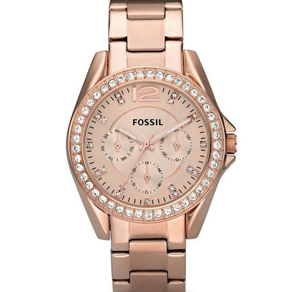 Relógio Fossil Feminino Analógico Rosê - ES2811/1JN