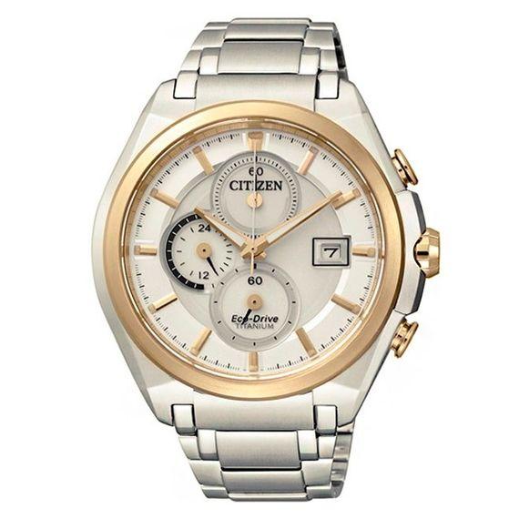 Relógio Citizen Masculino Titanium - CA0354-51A